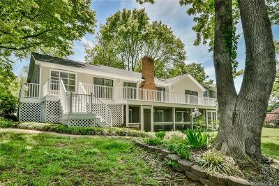 Mooresville Single Family Home Under Contract-Show: 294 Ponderosa Circle