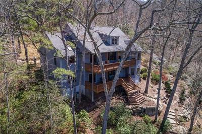 Fletcher Single Family Home For Sale: 5 Saddle Ridge