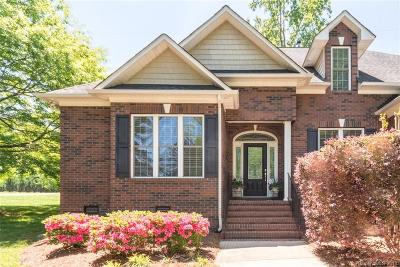 Clover, Lake Wylie Single Family Home Under Contract-Show: 713 Park Trail Lane