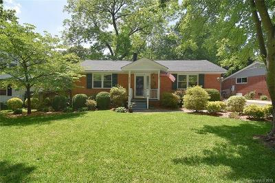 Collins Park Single Family Home For Sale: 4316 Applegate Road