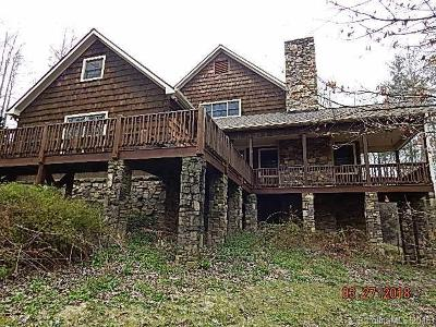 Hendersonville Single Family Home For Sale: 1545 Davis Mountain Road