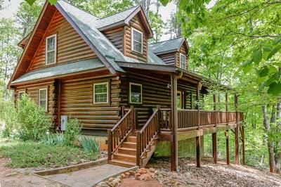 Lake Lure Single Family Home For Sale: 146 Doves Way
