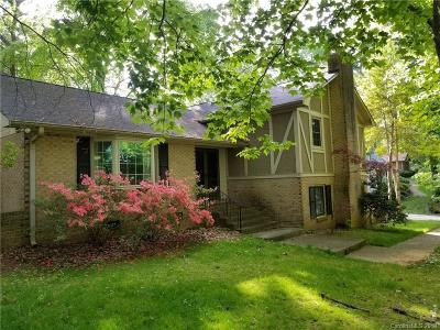 Mint Hill Single Family Home Under Contract-Show: 5501 Beaver Dam Lane