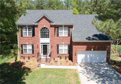 Rock Hill Single Family Home For Sale: 726 Sunset Point Drive