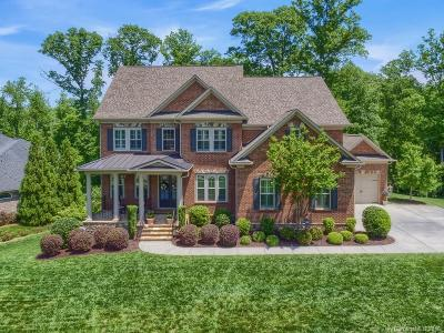 Huntersville Single Family Home Under Contract-Show: 13334 Long Common Parkway