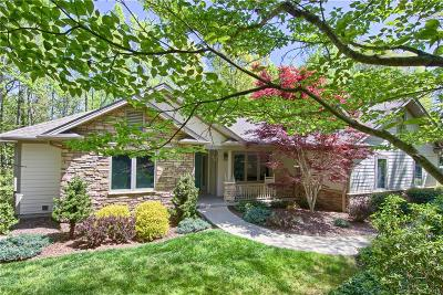 Hendersonville Single Family Home Under Contract-Show: 24 Turkey Roost Court