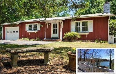 Lake Lure Single Family Home For Sale: 178 Storm Ridge Road #Part 6&a