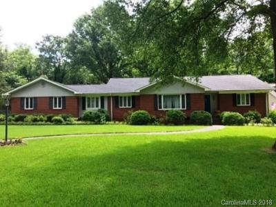 Single Family Home For Sale: 6015 Lansing Drive
