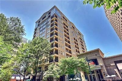 Condo/Townhouse For Sale: 230 S Tryon Street #1001