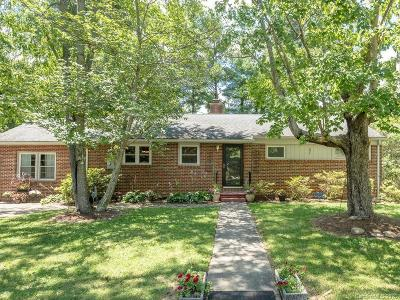 Asheville Single Family Home Under Contract-Show: 221 School Road