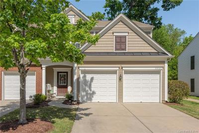 Condo/Townhouse Sold: 10143 Blakeney Preserve Drive