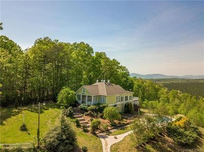 Rutherfordton Single Family Home For Sale: 782 Hidden Hills Drive
