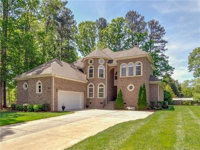 Matthews Single Family Home For Sale: 4123 David Drive #7