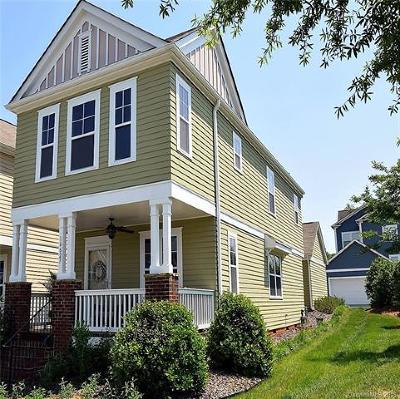 Davidson Single Family Home For Sale: 16627 Landen Forest Lane