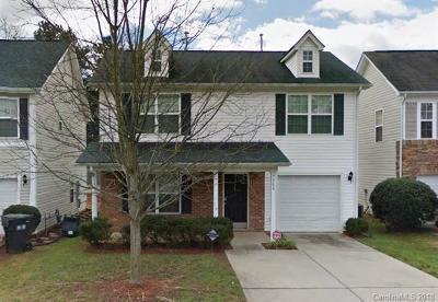 Charlotte Single Family Home For Sale: 7506 Fowler Springs Lane #10