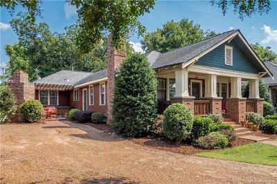 Charlotte Single Family Home For Sale: 440 Beaumont Avenue
