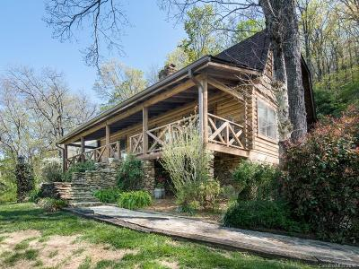 Bat Cave, Chimney Rock, Lake Lure, Gerton, Black Mountain, Mill Spring, Rutherfordton, Columbus, Tryon, Saluda, Union Mills, Hendersonville Single Family Home For Sale: 68 So Hi Trail