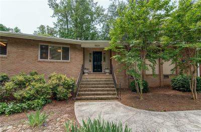 Charlotte Single Family Home For Sale: 6824 Ronda Avenue