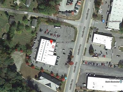 Henderson County Commercial For Sale: 2315 Asheville Highway #40 SALE