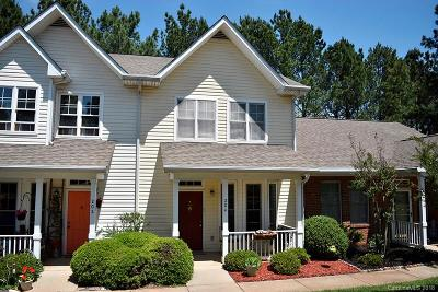Fort Mill Condo/Townhouse For Sale: 204 Stone Village Drive