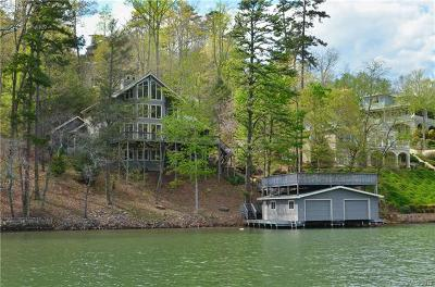 Lake Lure Single Family Home For Sale: 140 Shoreline Court