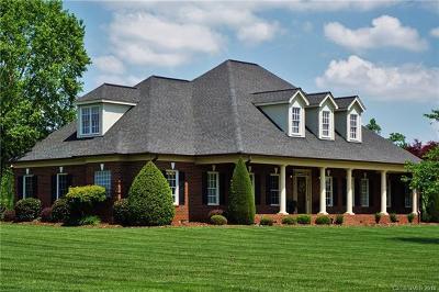 Statesville Single Family Home For Sale: 107 Cedar Lake Drive