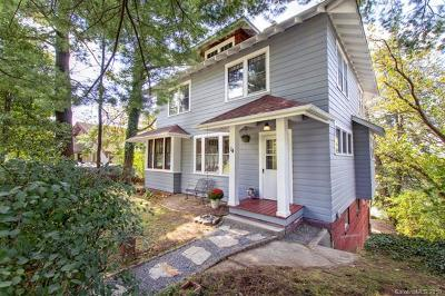 Asheville Single Family Home For Sale: 14 Arden Road