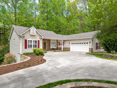 Hendersonville Single Family Home For Sale: 115 Sugar Maple Heights