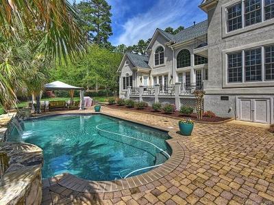 Cornelius Single Family Home For Sale: 18500 Square Sail Road