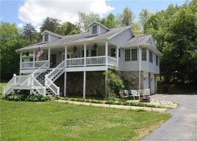 Asheville Single Family Home For Sale: 64 Woodland Hills Road