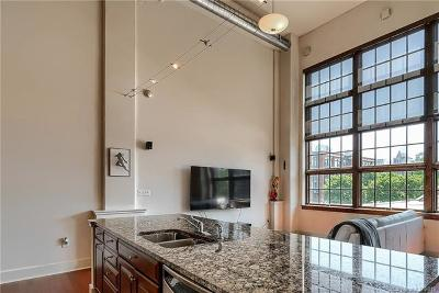 Condo/Townhouse For Sale: 715 Graham Street #206