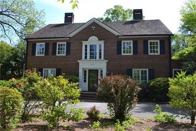 Winston Salem NC Single Family Home For Sale: $675,000