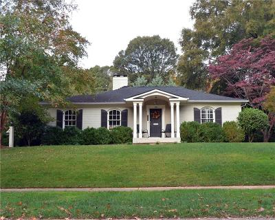 Charlotte Single Family Home For Sale: 1732 Maryland Avenue