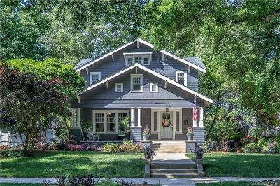 Dilworth Single Family Home Under Contract-Show: 910 E Worthington Avenue
