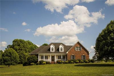 Statesville Single Family Home Under Contract-Show: 422 Miller Farm Road