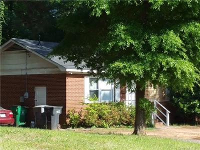 Charlotte NC Single Family Home Under Contract-Show: $89,900