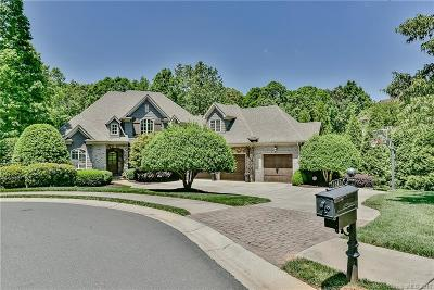 Matthews Single Family Home Under Contract-Show: 1317 Wyndmere Hills Lane