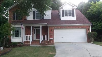 Huntersville Single Family Home For Sale: 10001 Gladwick Court