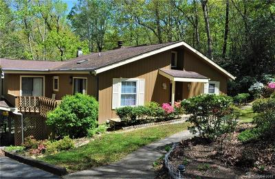 Pisgah Forest Single Family Home Under Contract-Show: 18 Honeysuckle Ridge Road