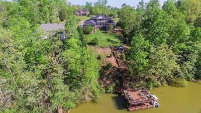 Hickory Single Family Home For Sale: 100 Edgewater Road