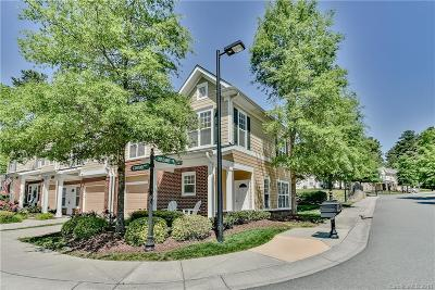 Charlotte Condo/Townhouse For Sale: 15402 St Christopher Court