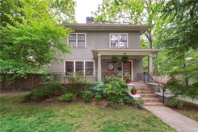 Asheville Single Family Home Under Contract-Show: 64 Tacoma Circle