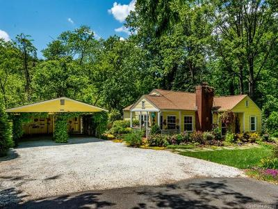 Tryon Single Family Home For Sale: 235 Vineyard Road