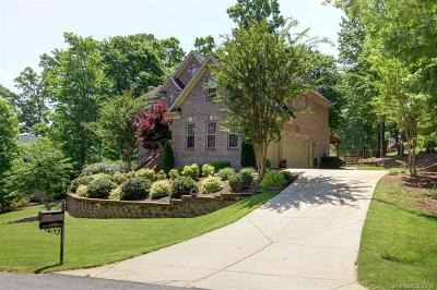 Cowans Ford Country Club Single Family Home For Sale: 7593 Turnberry Lane