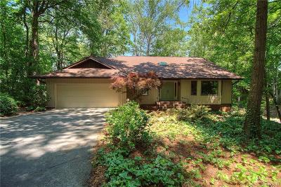 Belmont Single Family Home For Sale: 4505 Forest Cove Road