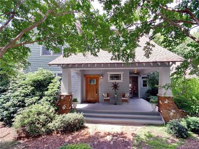 Asheville Single Family Home For Sale: 1606 Olmsted Drive