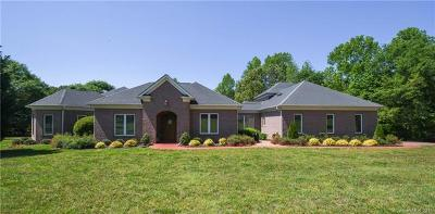 Weddington Single Family Home For Sale: 601 Baron Road