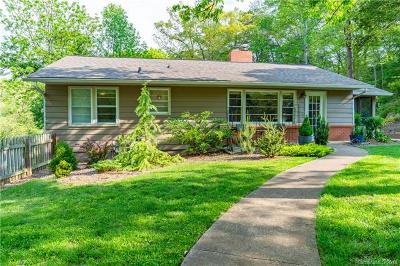 Asheville Single Family Home Under Contract-Show: 64 Hampden Road