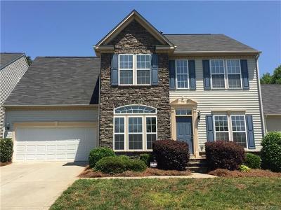 Gastonia Single Family Home For Sale: 2467 Bethesda Oaks Drive
