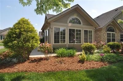 Hickory Single Family Home For Sale: 812 Wynnshire Drive #C